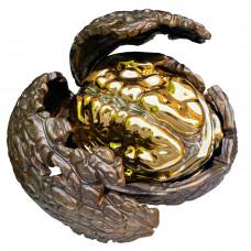 Скульптура Золотой орех