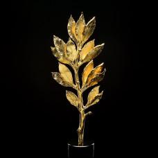 Скульптура Золотой лавр