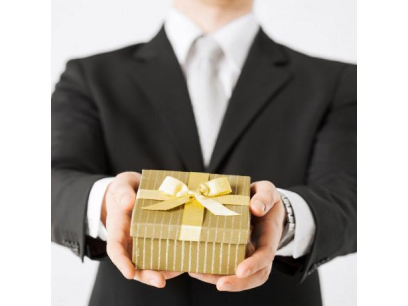 Что такое бизнес подарок?  Как его правильно выбрать и вручить?