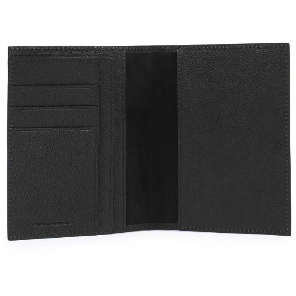 BK SQUARE/Black Обложка для паспорта (11x14x1)
