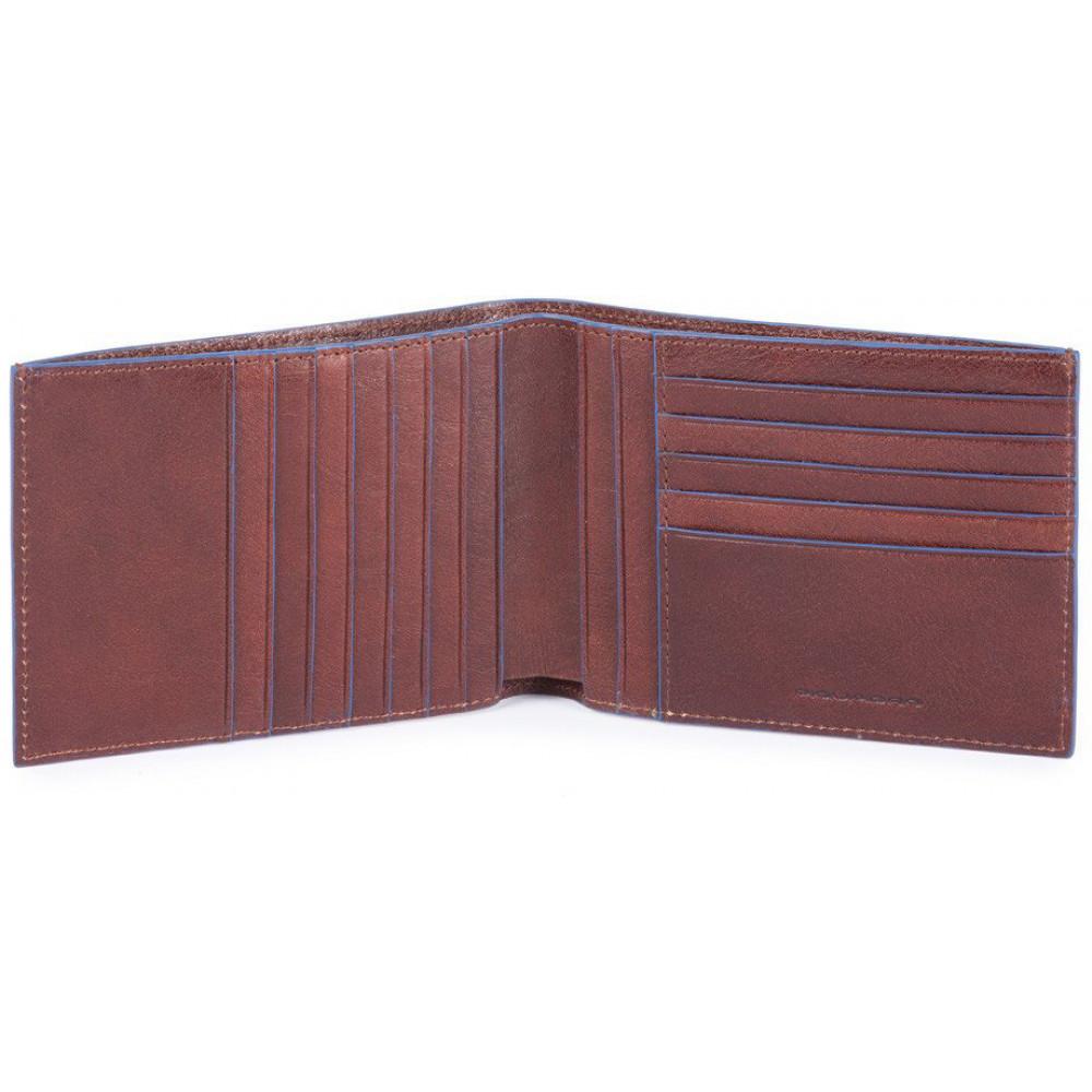 B2S/D.Brown Портмоне с отдел. для 12 кред.карт с RFID защитой (13x9,5x1,5)