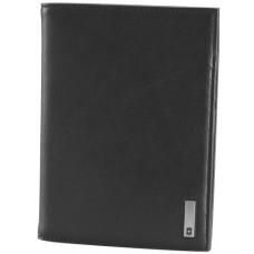 ALTIUS 3.0/Black Обложка для паспорта Oslo (10x14x1)