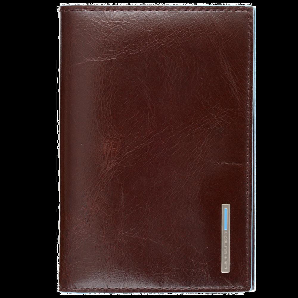 BL SQUARE/Cognac Обложка для паспорта (9,5x13,5x1)