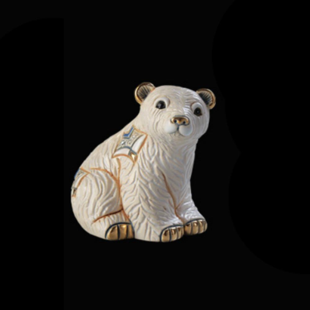 Families Медвежонок Белый