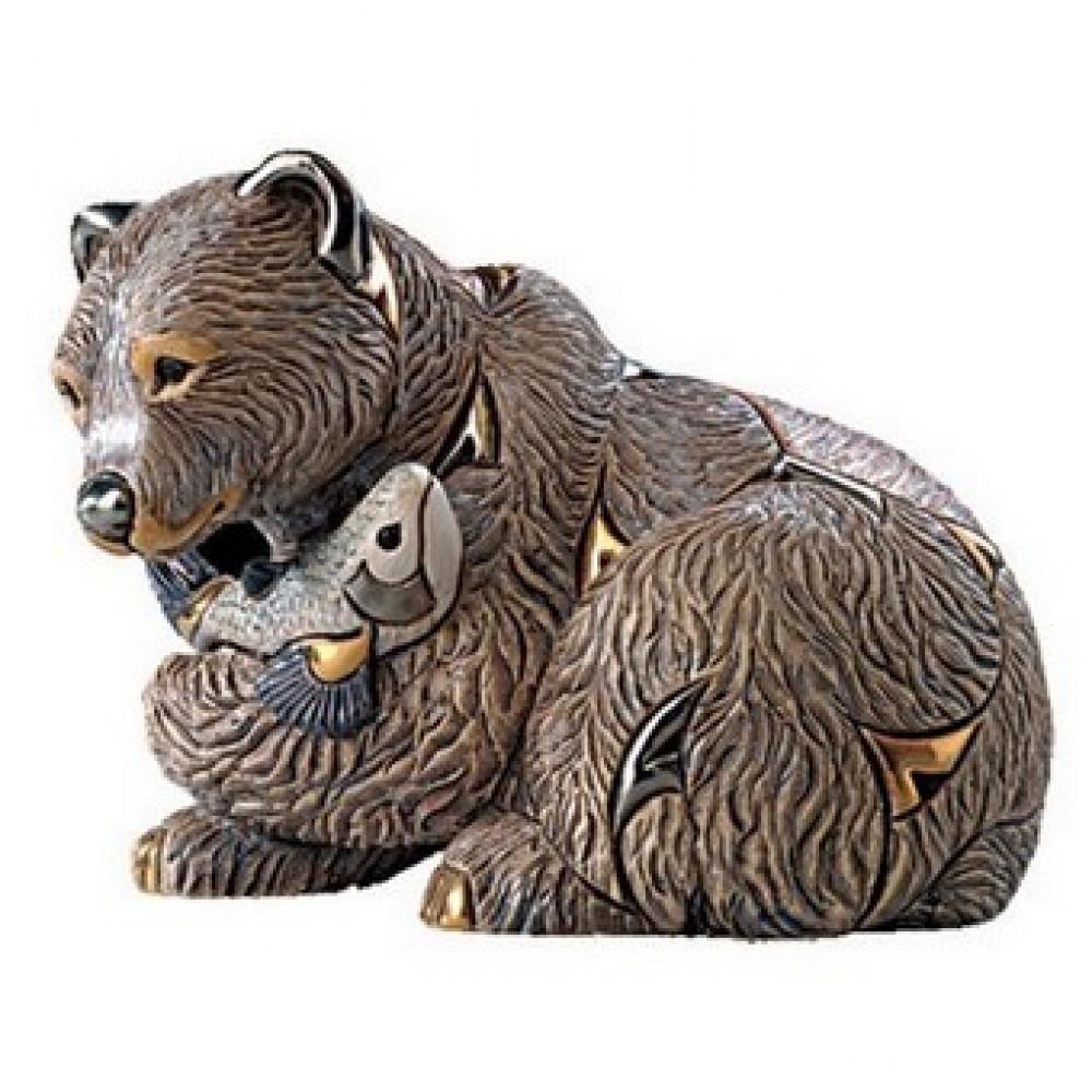 Медведь Гризли Emerald