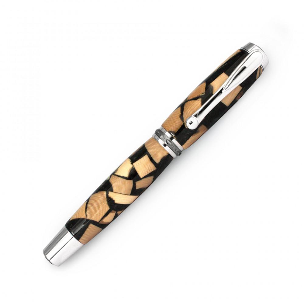 Подарочная ручка-перо Бивень мамонта