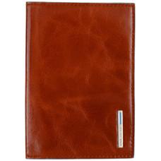 BL SQUARE/Orange Обложка для паспорта (9,5x13,5x1)