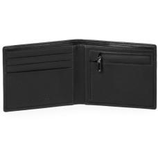 URBAN/Black Портмоне с отдел. для монет с RFID защитой (11x9x1,5)