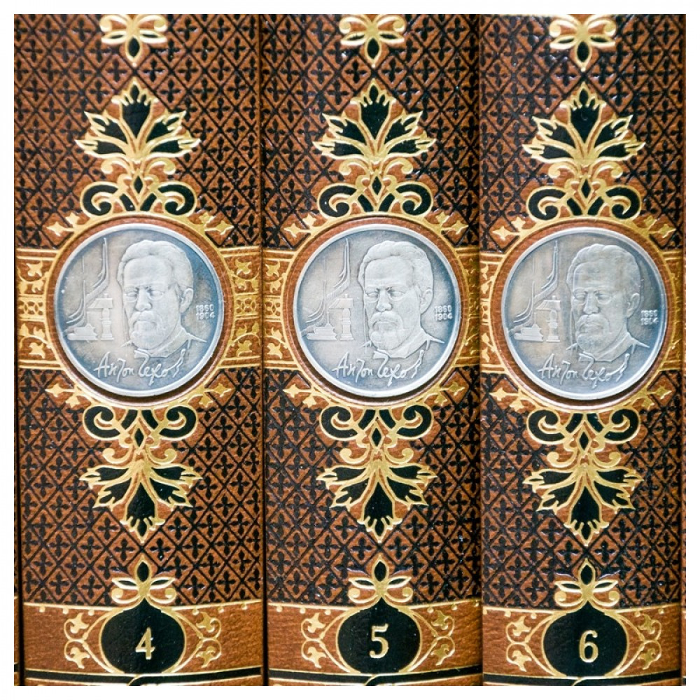 А. П. Чехов. Собрание сочинений в 12 томах