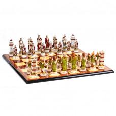 "Подарочные шахматы ""Roman barbarian"" small size"