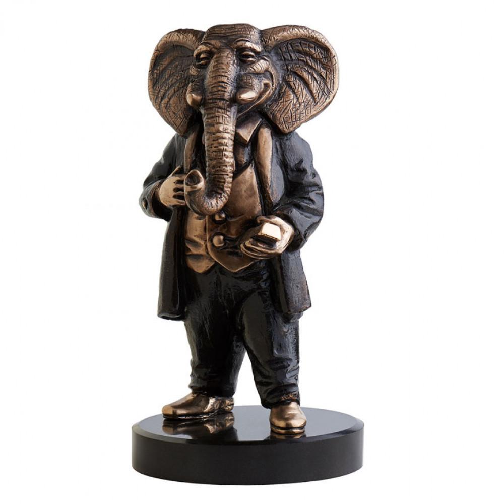 Скульптура Бизнесмен