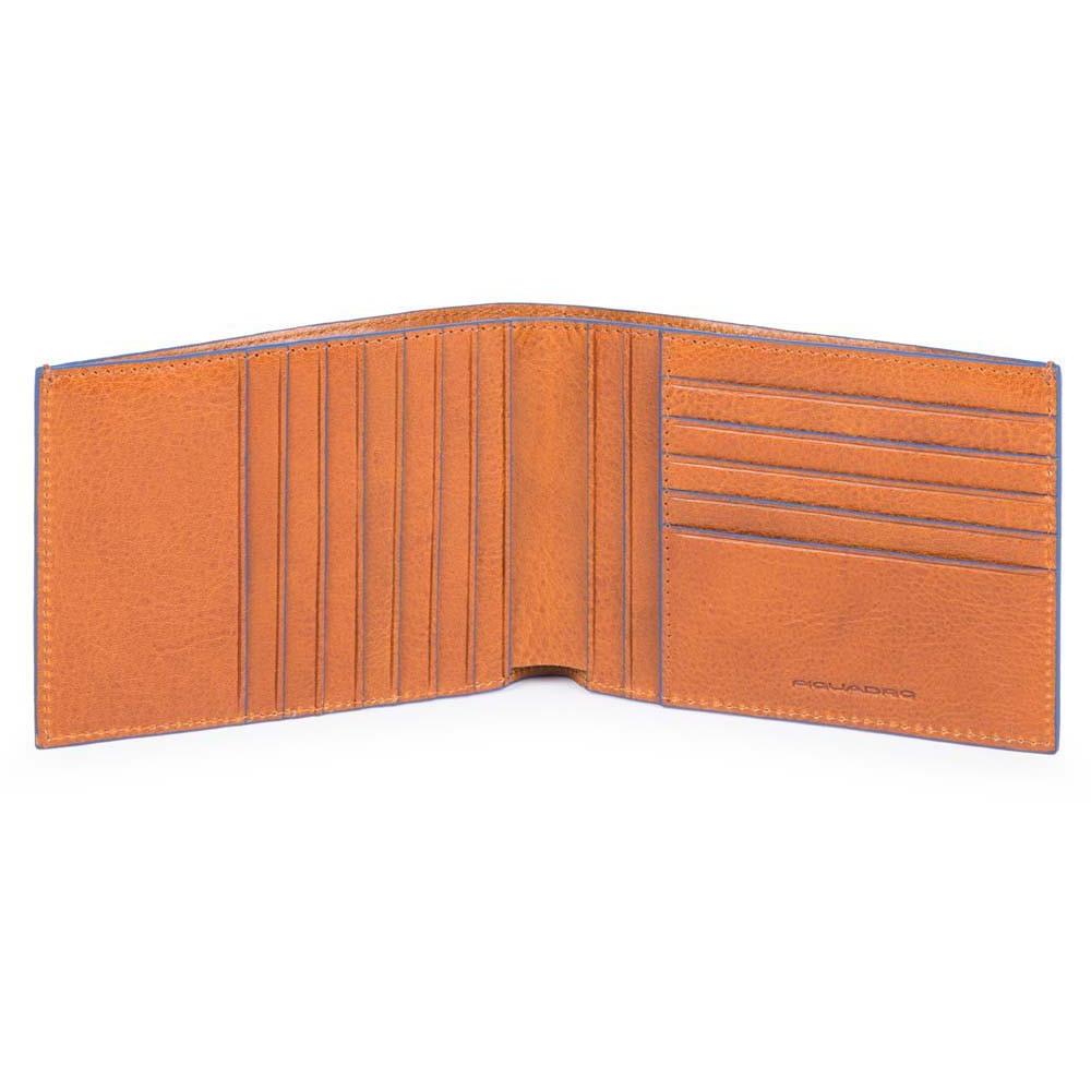 B2S/Tobacco Портмоне с отдел. для 12 кред.карт с RFID защитой (13x9,5x1,5)