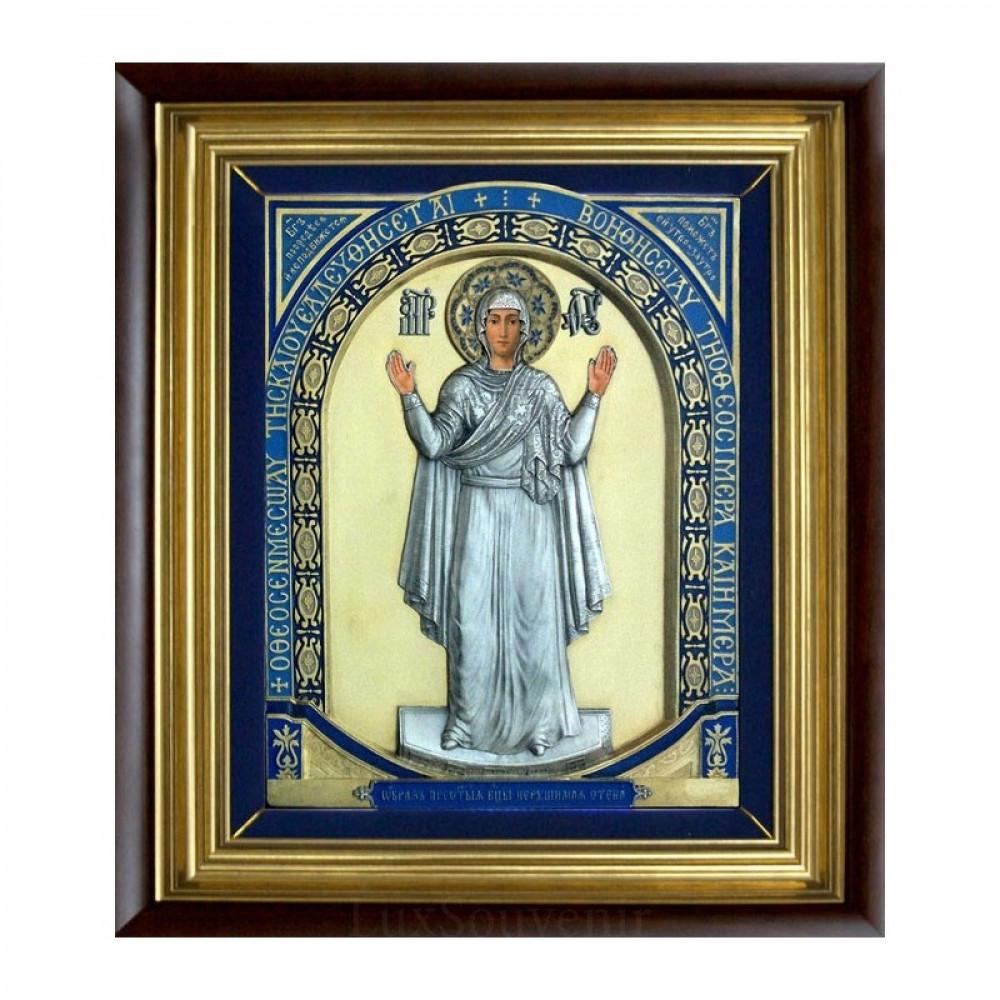 Икона Богоматерь Нерушимая стена