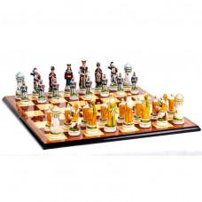 Большие шахматы(средние века)