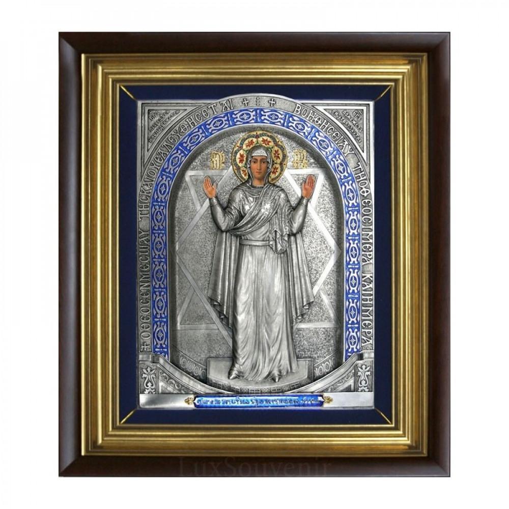 Икона Богородица Нерушимая стена