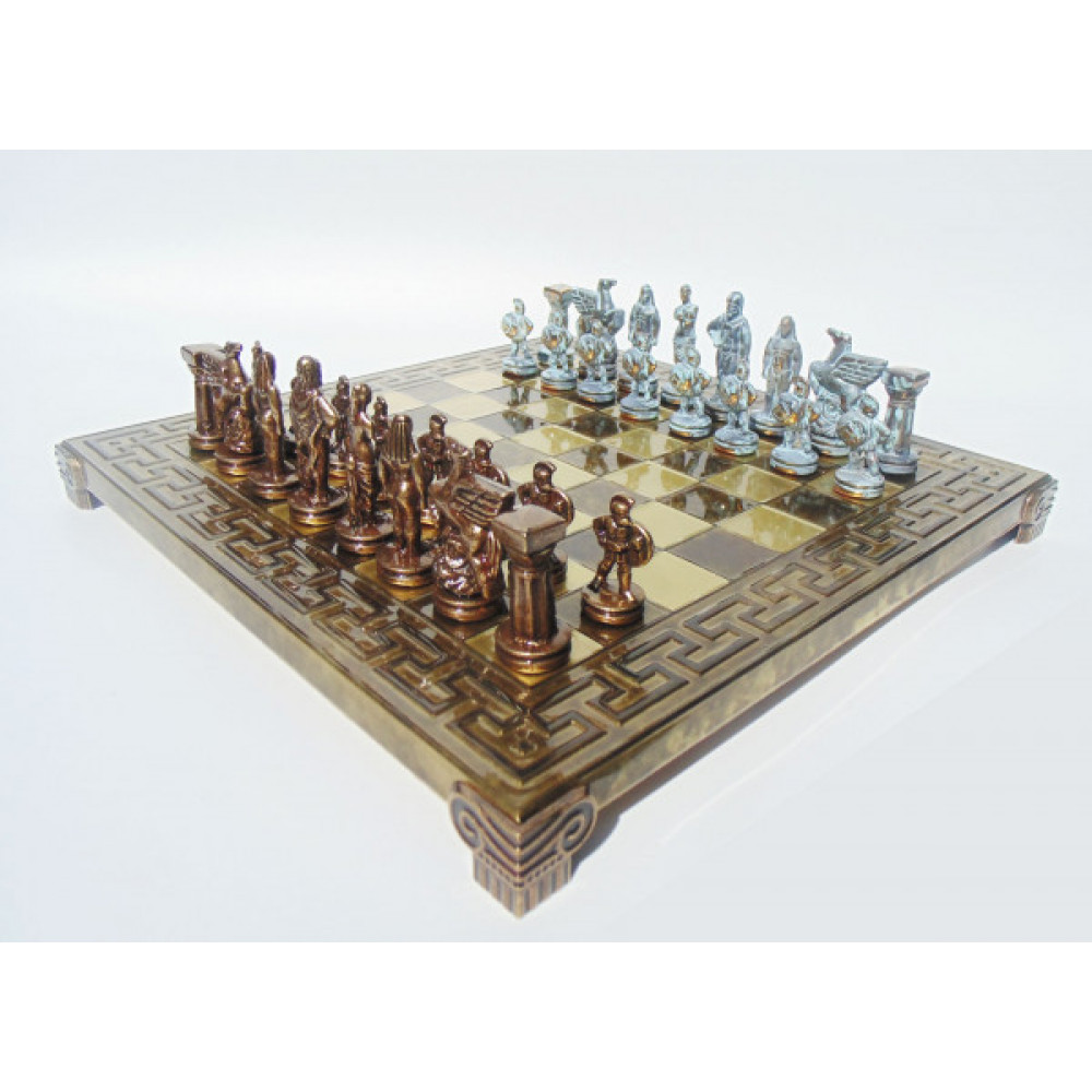 "Шахматы Manopoulos""Спартанский воин"""