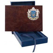 Обложка на паспорт Герб Украины