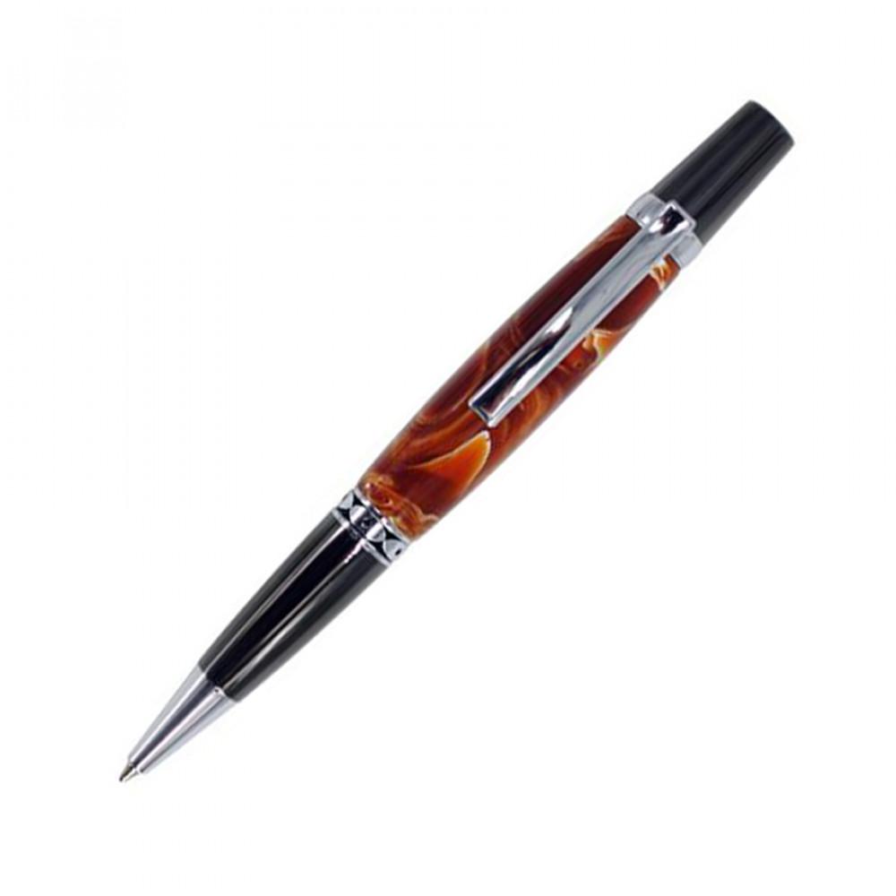 Подарочная шариковая ручка Этна агат