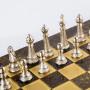 Шахматы Manopoulos классические в  футляре 44*44 см