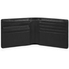 BRIEF/Black Портмоне с отдел. для 8 кред.карт с RFID защитой (11,5x9,5x1,5)