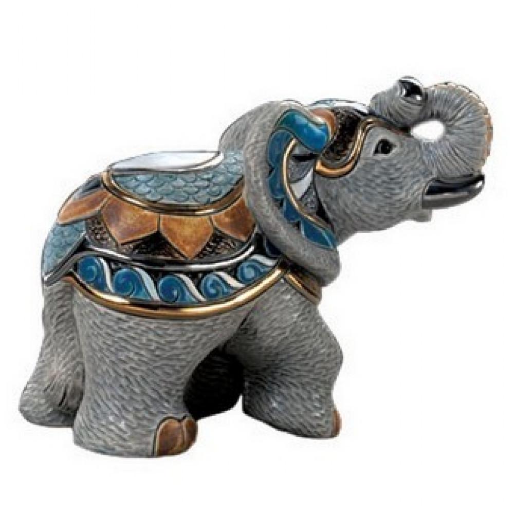 Слон Индийский Серый Emerald
